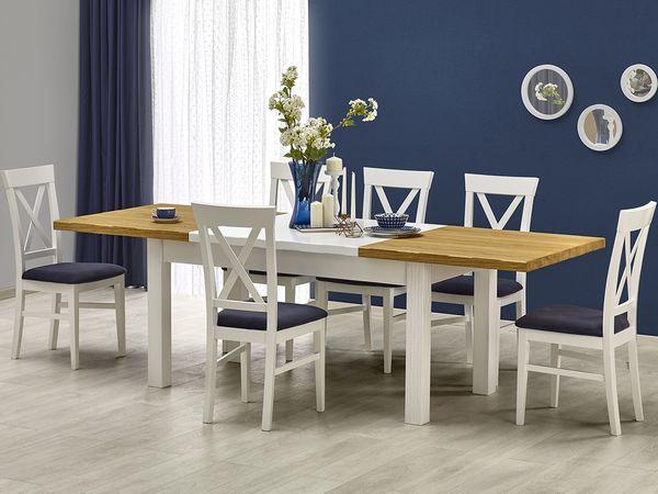 Leonardo - Bergamo étkezőgarnitúra (1 asztal   4 szék)