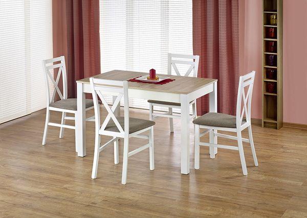 Maurycy - Darius étkezőgarnitúra (1 asztal   4 szék)