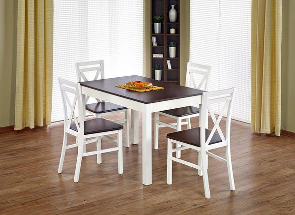 Maurycy - Darius 2 étkezőgarnitúra (1 asztal   4 szék)