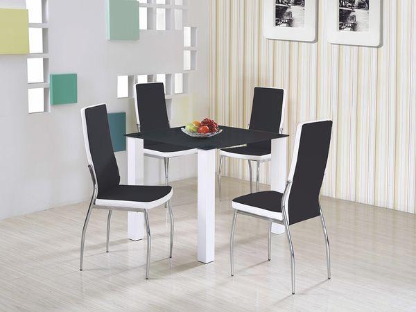 Merlot - K 210 étkezőgarnitúra (1 asztal   4 szék)