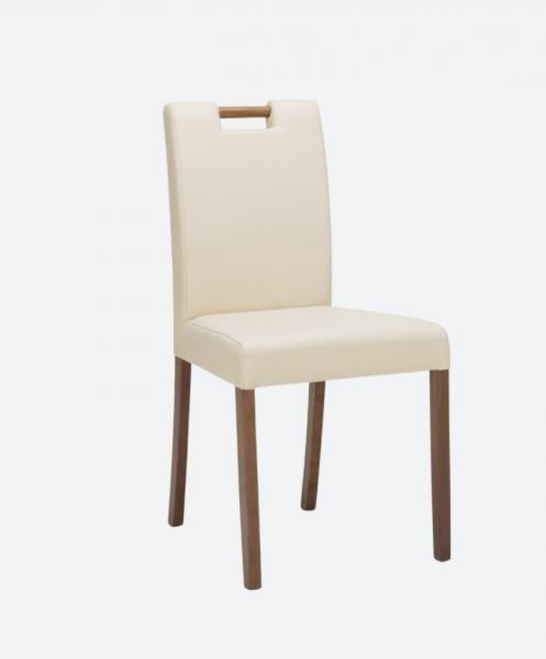 Impala Kárpitozott szék, étkezőszék Aramis fafogantyús