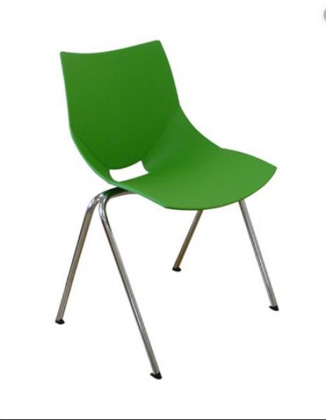 Shell/L müanyag palástos rakásolható szék