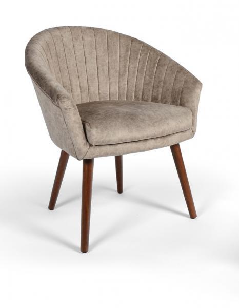 Felice kárpitozott falábú fotel