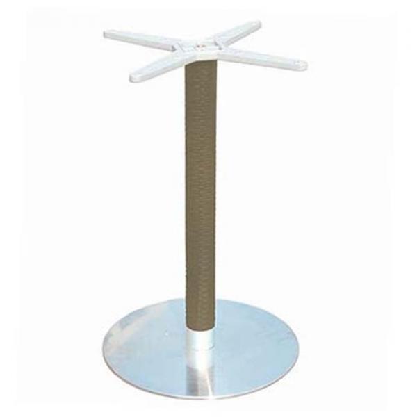 Mezza asztalláb castana