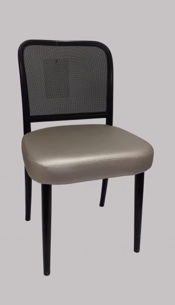 Cs 317 812 kárpitozott szék B/21 fekete Dolly tarka