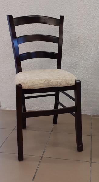 Zim 8 kárpitozott szék, 31. szövet, wenge