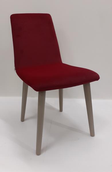 Tokyo kárpitozott szék, Antony 50, Gris szürke