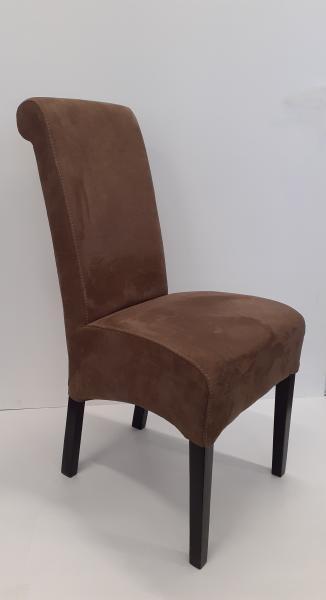 Rena kárpitozott szék,Afrika 8808, 6 sötét wenge