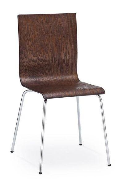 K-167 fémvázas szék, wenge