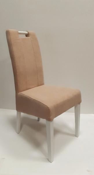 Atos kárpitozott szék,Cosmos New 103,fehér