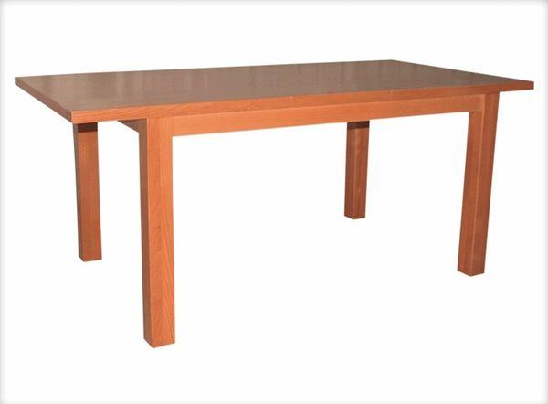 Ámor asztal nagyobbitható furnéros 90x160/200