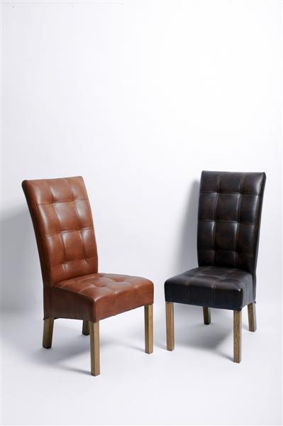 Ilma kárpitozott szék
