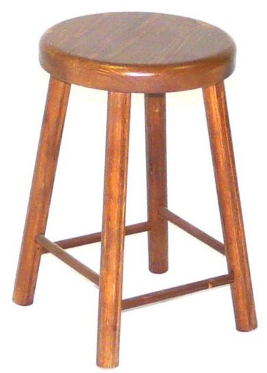 Tódor  45 cm lemezelt ülőke