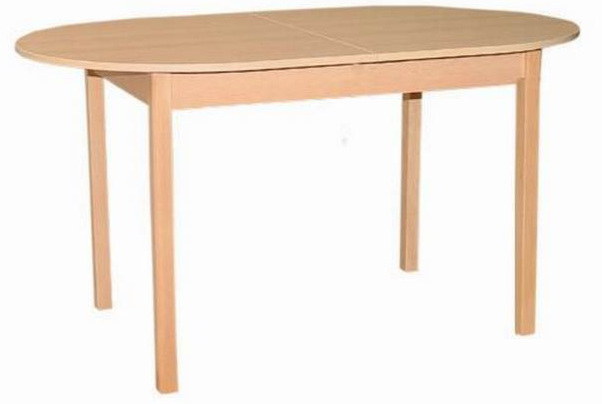 Bence nagyobbitható asztal/19 mm furnérozott 85x140/180