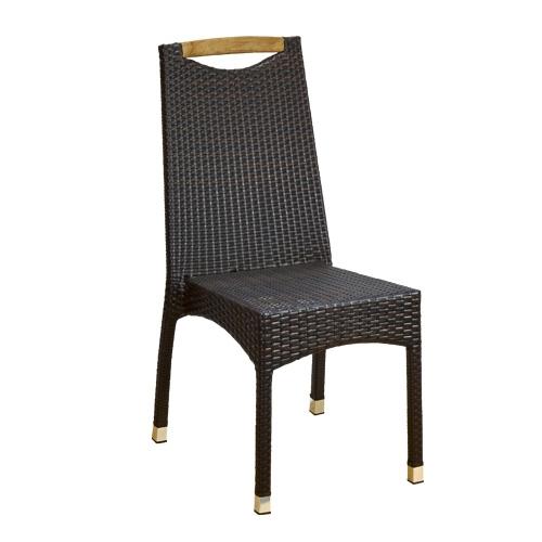 Loft kültéri szék barna