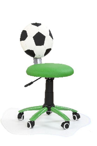 Gol  gyerek forgószék, focilabda forma