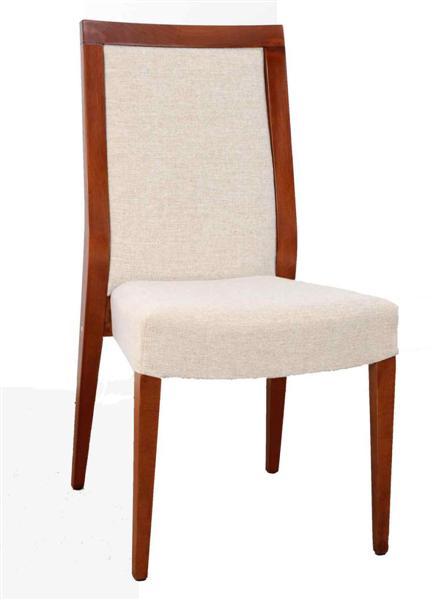 Berry kárpitozott rakásolható szék