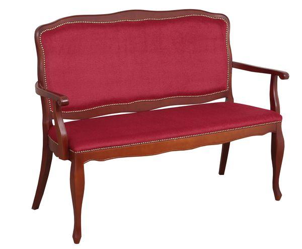 König 2 személyes kanapé