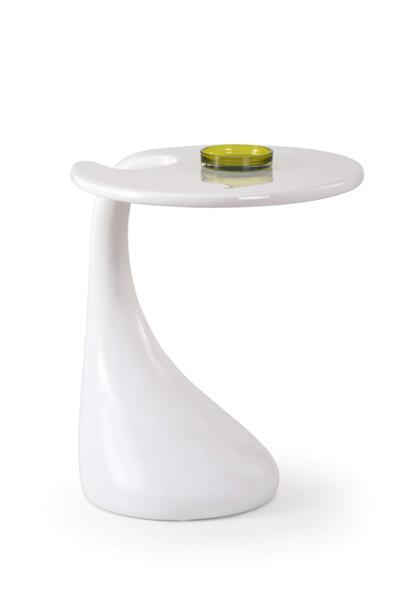Viva dohányzó asztal üvegszálas anyag 45/57