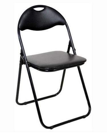 Cordoba fémvázas kárpitozott összecsukható szék