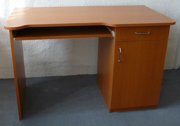 Tri íróasztal 60x115