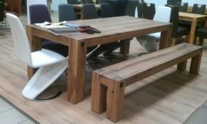 Swing szék és Grit asztal