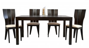 Sigma asztal és Ricky szék (akciós áron)