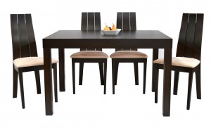 Sonja asztal és Rocco szék (akciós áron)