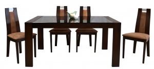 Sorrento asztal és Riva szék (akciós áron)