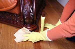 fa bútor tisztítása