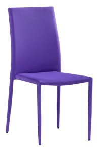 MF-5869 fémvázas rakásolható kárpitozott szék