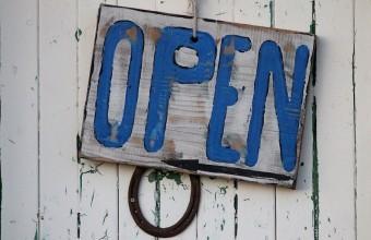 ÜNNEPI NYITVA TARTÁS - Újra nyitva vagyunk vasárnap!