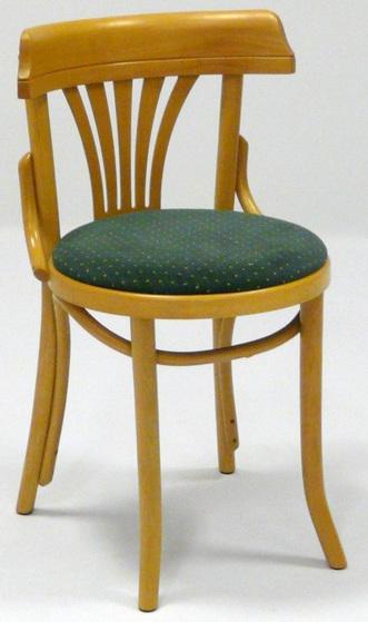 Boleró kárpitozott szék
