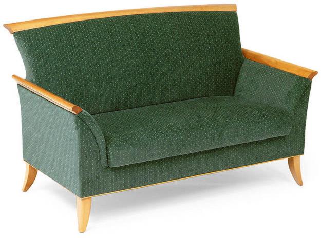 különleges zöld kanapé