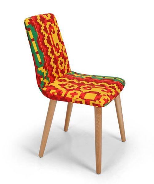 színes szék