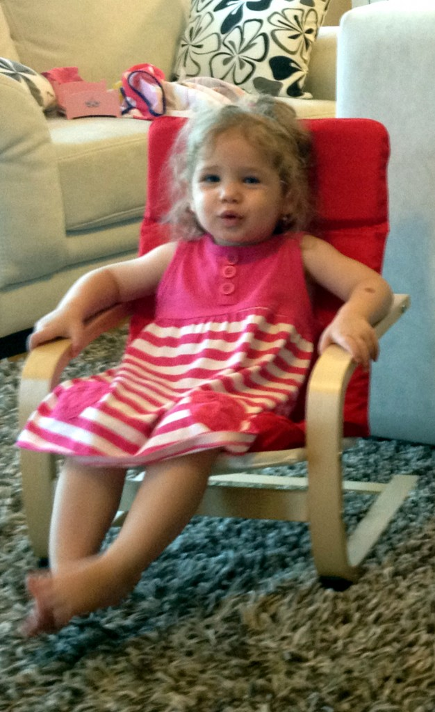 gyerekbútorok - gyerek relax fotel