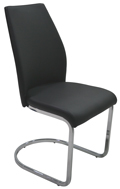 MF-5705 fémvázas, kárpitozott szék