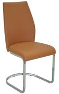 MF-6288 fémvázas, kárpitozott szék
