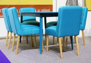 türkiz stockholm székek
