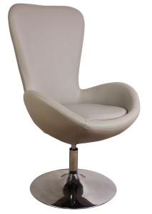 MF-6480 coctail fotel króm