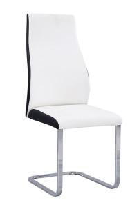 MF-6673 fémvázas kárpitozott szék