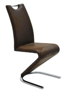 MF-5308 fémvázas kárpitozott szék