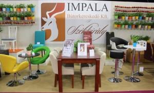 Konyhakiállítás 2016 - Impala stand