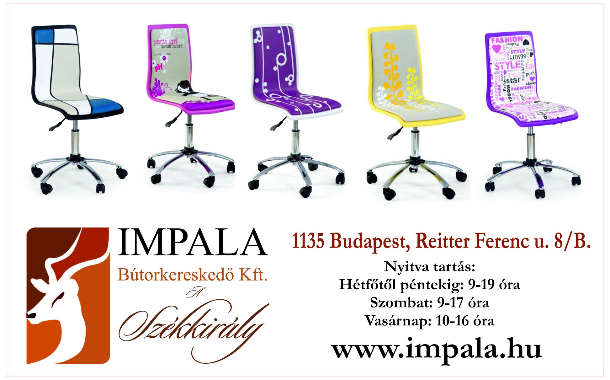 Irodai teljesítmény | Irodaszékek | Impala