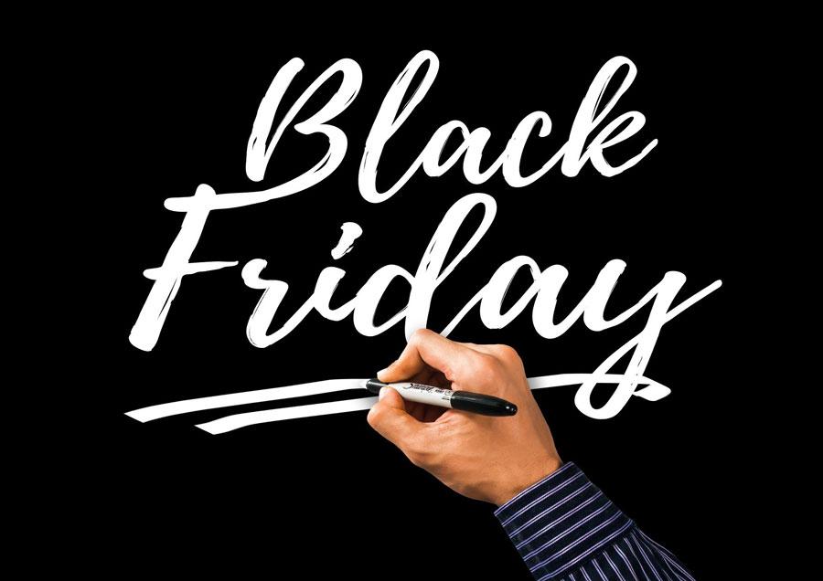 Black Friday 2020 novemberében az Imapalánál.